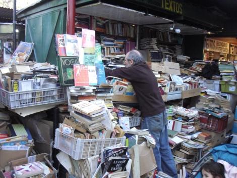 parque rivadavia book market caballito buenos aires