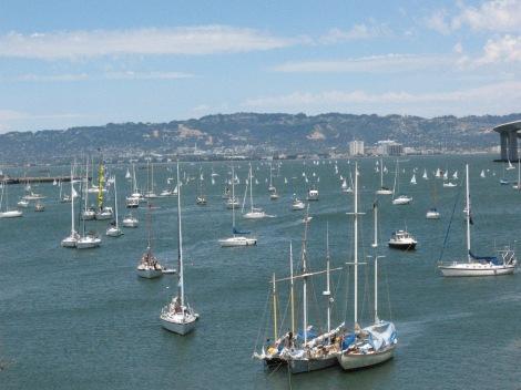 the summer sailstice